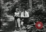 Image of group camping Maryland United States USA, 1921, second 38 stock footage video 65675032007