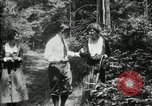 Image of group camping Maryland United States USA, 1921, second 40 stock footage video 65675032007