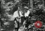 Image of group camping Maryland United States USA, 1921, second 41 stock footage video 65675032007