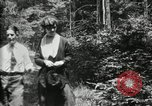 Image of group camping Maryland United States USA, 1921, second 43 stock footage video 65675032007