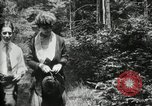 Image of group camping Maryland United States USA, 1921, second 44 stock footage video 65675032007