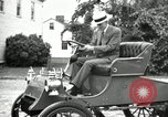 Image of Ford model A cars circa 1905 Detroit Michigan USA, 1927, second 2 stock footage video 65675032014