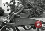 Image of Ford model A cars circa 1905 Detroit Michigan USA, 1927, second 4 stock footage video 65675032014