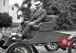 Image of Ford model A cars circa 1905 Detroit Michigan USA, 1927, second 5 stock footage video 65675032014