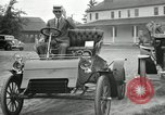 Image of Ford model A cars circa 1905 Detroit Michigan USA, 1927, second 8 stock footage video 65675032014