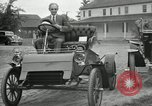 Image of Ford model A cars circa 1905 Detroit Michigan USA, 1927, second 9 stock footage video 65675032014
