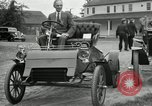 Image of Ford model A cars circa 1905 Detroit Michigan USA, 1927, second 12 stock footage video 65675032014