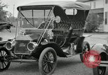Image of Ford model A cars circa 1905 Detroit Michigan USA, 1927, second 31 stock footage video 65675032014