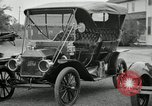 Image of Ford model A cars circa 1905 Detroit Michigan USA, 1927, second 32 stock footage video 65675032014