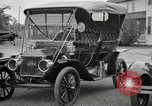 Image of Ford model A cars circa 1905 Detroit Michigan USA, 1927, second 33 stock footage video 65675032014