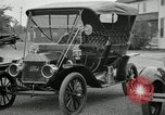Image of Ford model A cars circa 1905 Detroit Michigan USA, 1927, second 34 stock footage video 65675032014