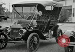 Image of Ford model A cars circa 1905 Detroit Michigan USA, 1927, second 35 stock footage video 65675032014