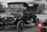 Image of Ford model A cars circa 1905 Detroit Michigan USA, 1927, second 36 stock footage video 65675032014