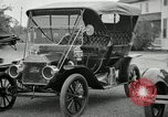 Image of Ford model A cars circa 1905 Detroit Michigan USA, 1927, second 38 stock footage video 65675032014