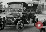 Image of Ford model A cars circa 1905 Detroit Michigan USA, 1927, second 39 stock footage video 65675032014