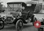 Image of Ford model A cars circa 1905 Detroit Michigan USA, 1927, second 40 stock footage video 65675032014