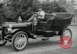 Image of Ford model A cars circa 1905 Detroit Michigan USA, 1927, second 41 stock footage video 65675032014