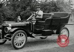 Image of Ford model A cars circa 1905 Detroit Michigan USA, 1927, second 42 stock footage video 65675032014