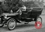 Image of Ford model A cars circa 1905 Detroit Michigan USA, 1927, second 43 stock footage video 65675032014