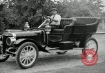 Image of Ford model A cars circa 1905 Detroit Michigan USA, 1927, second 45 stock footage video 65675032014