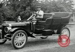 Image of Ford model A cars circa 1905 Detroit Michigan USA, 1927, second 46 stock footage video 65675032014