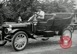 Image of Ford model A cars circa 1905 Detroit Michigan USA, 1927, second 47 stock footage video 65675032014