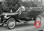 Image of Ford model A cars circa 1905 Detroit Michigan USA, 1927, second 48 stock footage video 65675032014