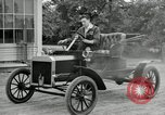 Image of Ford model A cars circa 1905 Detroit Michigan USA, 1927, second 61 stock footage video 65675032014