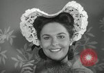 Image of easter hats New York United States USA, 1941, second 34 stock footage video 65675032024