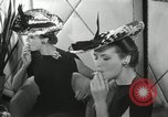 Image of easter hats New York United States USA, 1941, second 39 stock footage video 65675032024