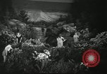 Image of Flower and garden show Seattle Washington USA, 1941, second 18 stock footage video 65675032026