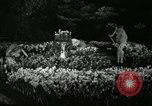 Image of Flower and garden show Seattle Washington USA, 1941, second 27 stock footage video 65675032026