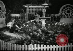 Image of Flower and garden show Seattle Washington USA, 1941, second 32 stock footage video 65675032026