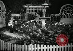 Image of Flower and garden show Seattle Washington USA, 1941, second 33 stock footage video 65675032026