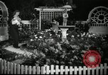 Image of Flower and garden show Seattle Washington USA, 1941, second 34 stock footage video 65675032026