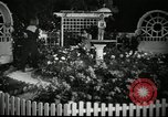 Image of Flower and garden show Seattle Washington USA, 1941, second 36 stock footage video 65675032026
