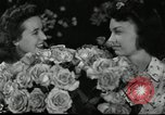 Image of Flower and garden show Seattle Washington USA, 1941, second 37 stock footage video 65675032026