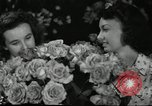 Image of Flower and garden show Seattle Washington USA, 1941, second 39 stock footage video 65675032026