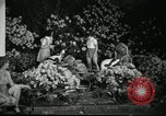 Image of Flower and garden show Seattle Washington USA, 1941, second 40 stock footage video 65675032026