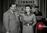 Image of command radio performance Hollywood Los Angeles California USA, 1943, second 19 stock footage video 65675032039