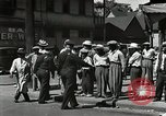 Image of Detroit Race Riot during World War 2 Detroit Michigan USA, 1943, second 3 stock footage video 65675032040