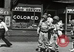 Image of Detroit Race Riot during World War 2 Detroit Michigan USA, 1943, second 27 stock footage video 65675032040