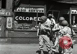 Image of Detroit Race Riot during World War 2 Detroit Michigan USA, 1943, second 28 stock footage video 65675032040