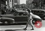 Image of Detroit Race Riot during World War 2 Detroit Michigan USA, 1943, second 36 stock footage video 65675032040