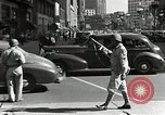 Image of Detroit Race Riot during World War 2 Detroit Michigan USA, 1943, second 37 stock footage video 65675032040