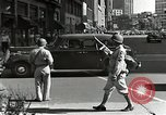 Image of Detroit Race Riot during World War 2 Detroit Michigan USA, 1943, second 38 stock footage video 65675032040