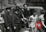 Image of Detroit Race Riot during World War 2 Detroit Michigan USA, 1943, second 43 stock footage video 65675032040