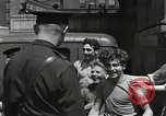 Image of Detroit Race Riot during World War 2 Detroit Michigan USA, 1943, second 52 stock footage video 65675032040