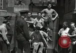 Image of Detroit Race Riot during World War 2 Detroit Michigan USA, 1943, second 55 stock footage video 65675032040