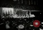 Image of The 372nd Infantry Glee club of African American soldiers New York City USA, 1944, second 2 stock footage video 65675032042